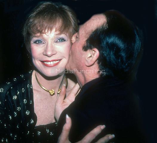 #ShirleyMcLaine #Francesco Scavullo 1984<br /> Photo By Adam Scull/PHOTOlink.net / MediaPunch