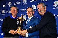 Ryder Cup 2014 Vice Captains Press Conference