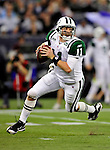 3 December 2009: New York Jets' quarterback Kellen Clemens in action against the Buffalo Bills at the Rogers Centre in Toronto, Ontario, Canada. The Jets defeated the Bills 19-13. Mandatory Credit: Ed Wolfstein Photo