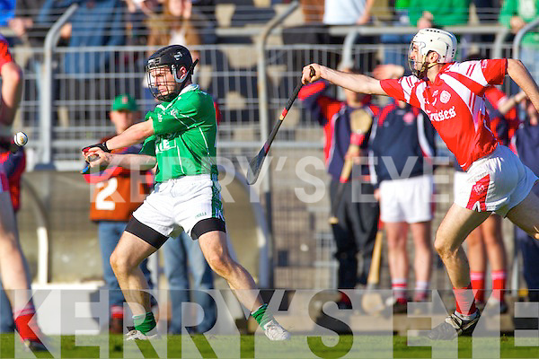 Ballyduff v  Eire Og in the AIB Mundter Club Intermediate Hurling Championship Semi Final ay Austin Stack Park, Tralee on Sunday.
