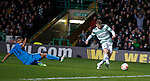 Stuart Armstrong scores his first goal