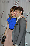 Celia (Peter and the Starcatcher)& Andrew Keenan-Bolger (Newsies)- The 78th Annual Drama League Awards on May 18, 2012 at The New York Marriott Marquis, New York City, New York. (Photo by Sue Coflin/Max Photos)