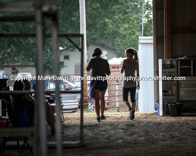 Warren County Fair was a place to make and have fun with friends.