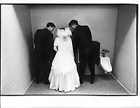 The wedding of Suzy and Steve Jonsen, Denver, November 30, 1991.