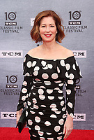 """11 April 2019 - Hollywood, California - Dana Delany. 2019 10th Annual TCM Classic Film Festival - The 30th Anniversary Screening of """"When Harry Met Sally"""" Opening Night  held at TCL Chinese Theatre. <br /> CAP/ADM/FS<br /> ©FS/ADM/Capital Pictures"""
