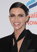 "05 December 2016 - Beverly Hills, California. Ruby Rose.   Equality Now's 3rd Annual ""Make Equality Reality"" Gala  held at Montage Beverly Hills. Photo Credit: Birdie Thompson/AdMedia"