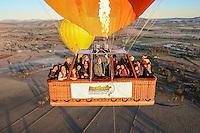 20140627 June 27 Hot Air Balloon Gold Coast