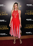 HOLLYWOOD, CA - JULY 27:  Delfina Blaquier arrives at the Premiere Of Amazon Studios' 'The Last Tycoon' at the Harmony Gold Preview House and Theater on July 27, 2017 in Hollywood, California.