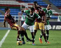 Deportivo Cali V.S. Deportes Tolima 10-04-2014