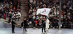 PyeongChang 18/3/2018 - Highlights from the closing ceremonies during the 2018 Winter Paralympic Games in Pyeongchang, Korea. Photo: Dave Holland/Canadian Paralympic Committee