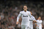 Fussball, Uefa Champions League 2010/2011: Real Madrid - AC Mailand