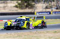 11th January 2020; The Bend Motosport Park, Tailem Bend, South Australia, Australia; Asian Le Mans, 4 Hours of the Bend, Race Day; The number 12 ACE1 Villorba Corse LMP3 driven by David Fumanelli, Alessandro Bressan, Gabriele Lancieri during free practice 2