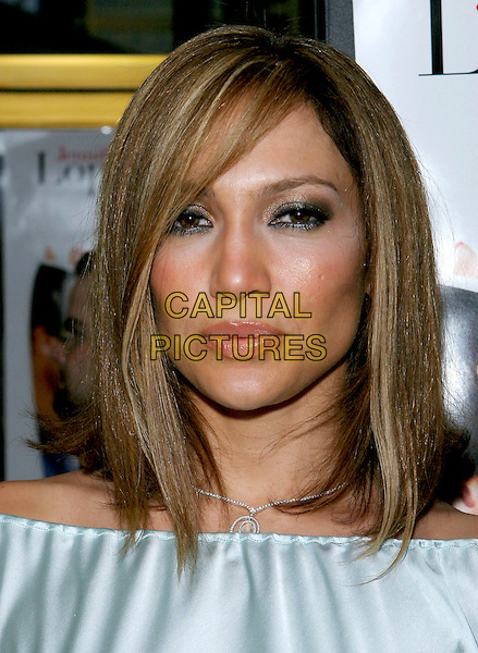 "JENNIFER LOPEZ.New Line Cinema's premiere of ""Monster-in-Law"".held at the Mann National Theatre in Westwood, California, USA, April 29th 2005..portrait headshot bob bobbed hair.Ref: ADM.www.capitalpictures.com.sales@capitalpictures.com.©Jacqui Wong/AdMedia/Capital Pictures."