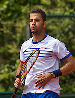 Paris, France, 22 June, 2016, Tennis, Roland Garros, Jean-Julien Rojer (NED)<br /> Photo: Henk Koster/tennisimages.com