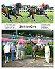 Skeleton Crew wins through disqualification at Delaware Park on 9/28/15