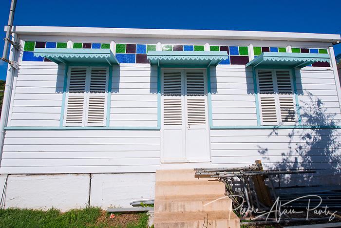 Rue Dumont d'Urville, Vallée du Tir