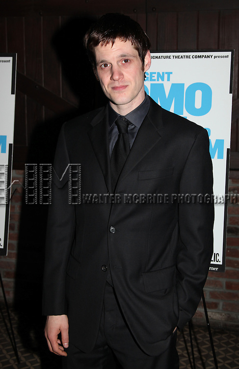 Michael Esper.attending 'The Intelligent Homosexual's Guide' Opening Night After Party in New York City.