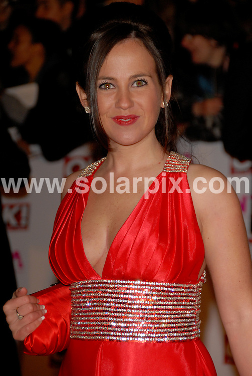 **ALL ROUND PICTURES FROM SOLARPIX.COM**.**WORLDWIDE SYNDICATION RIGHTS**.Celebrities arrive for the National TV Awards, at the Royal Albert Hall, London, UK. 29th October 2008 ..This pic: Guest..JOB REF: 7759 BTT DATE: 29_10_2008.**MUST CREDIT SOLARPIX.COM OR DOUBLE FEE WILL BE CHARGED* *UNDER NO CIRCUMSTANCES IS THIS IMAGE TO BE REPRODUCED FOR ANY ONLINE EDITION WITHOUT PRIOR PERMISSION*
