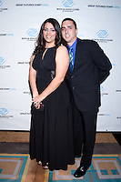 Elizabeth Toledo and Danilo Toledo attend The Boys and Girls Club of Miami Wild About Kids 2012 Gala at The Four Seasons, Miami, FL on October 20, 2012
