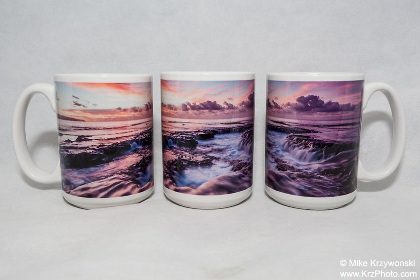 15 oz. Mug   - Shark's Cove - $25 + $6 shipping.<br /> Contact me to order.