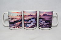 15 oz. Mug   - Shark's Cove - $25 + $6 shipping.<br />