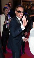 Actor Jean Claude Van Damme - Premiere of the film 'Jean Claude Van Johnson' at the Cinema Grand Rex on Boulevard Poissonnière in Paris, France, December 12 2017. # PREMIERE DE 'JEAN CLAUDE VAN JOHNSON' A PARIS