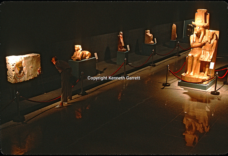 Egypt; Luxor Museum; New Kingdom