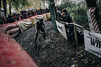 Elite Men's race<br /> Superprestige Gavere / Belgium 2017