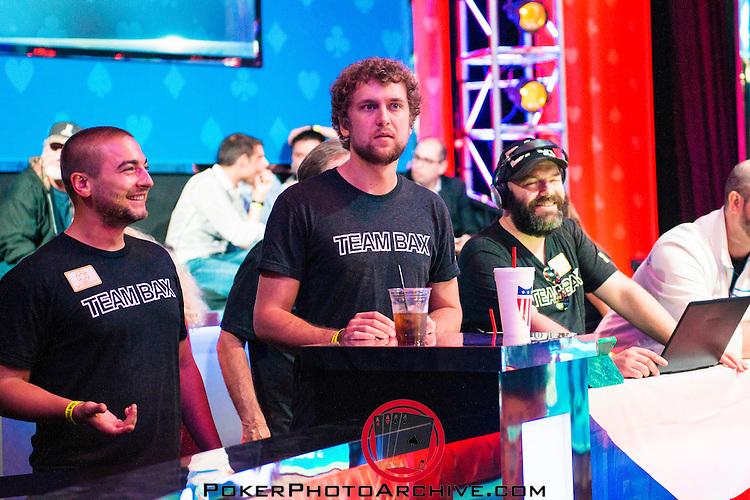 Ryan Riess, Dutch Boyd, Chance Kornuth