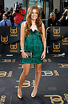 "Hollywood, CA. - June 25: Isla Fisher arrives at the Los Angeles premiere of ""Bruno"" at the Grauman's Chinese Theatre on June 25, 2009 in Hollywood, California."