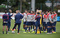 USMNT Training, Sao Paulo FC, Friday, June 20, 2014