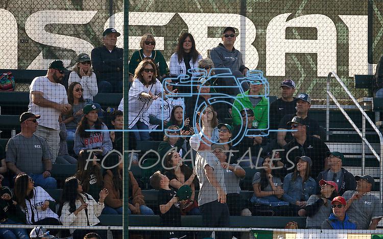 The Sacramento State Hornets play the Santa Barbara Gauchos in Sacramento, Ca., on Saturday, Feb. 15, 2020. <br /> Photo by Cathleen Allison/Cathleen Allison Photography