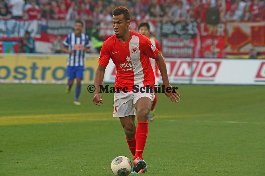 Eric-Maxim Choupo-Moting (Mainz)- 1. FSV Mainz 05 vs. Hertha BSC Berlin, Coface Arena, 24. Spieltag