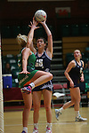 Netball World Cup Qualifiers.<br /> Scotland v Republic of Ireland<br /> Wales National Sports Centre<br /> 01.06.14<br /> ©Steve Pope-SPORTINGWALES