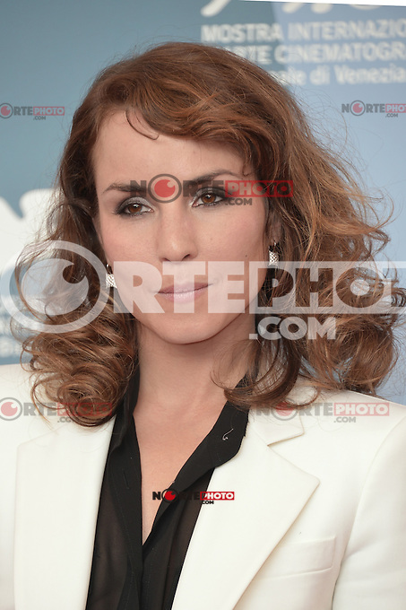 VENICE, ITALY - SEPTEMBER 07: Noomi Rapace at the 'Passion' Photocall during the 69th Venice Film Festival at the Palazzo del Casino on September 7, 2012 in Venice, Italy. &copy;&nbsp;Maria Laura Antonelli/AGF/MediaPunch Inc. ***NO ITALY*** /NortePhoto.com<br /> <br /> **CREDITO*OBLIGATORIO** *No*Venta*A*Terceros*<br /> *No*Sale*So*third*...