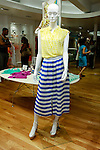 Tracy Reese clothing displayed during the African Health Now - Fashion Fete event, at the Tracy Reese store on 641 Hudson Street, June 20, 2013.