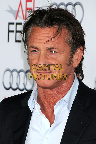 HOLLYWOOD, CA., - NOVEMBER 13: Sean Penn at the AFI Fest 2013 - &quot;The Secret Life of Walter Mitty&quot; Gala Screening held at the TCL Chinese Theatre on November 13th, 2013 in Hollywood, California, USA.<br /> CAP/ADM/BP<br /> &copy;Byron Purvis/AdMedia/Capital Pictures