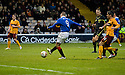 Motherwell v Rangers 26th Dec 2010