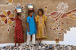 Children, Thar Desert, India