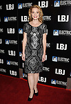 LOS ANGELES, CA - OCTOBER 24: Actress Lisa Brenner arrives at the premiere of Electric Entertainment's 'LBJ' at the Arclight Theatre on October 24, 2017 in Los Angeles, California.