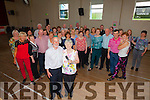 Great turn out fore the Portmagee Set Dancing Workshop on Saturday in the Community Center with Julian Stracey(organiser) & Maureen Culleton(Instructor).