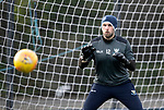 St Johnstone Training…05.02.19<br />Cammy Bell pictured during training this morning at McDiarmid Park ahead of tomorrow's game at Hamilton<br />Picture by Graeme Hart.<br />Copyright Perthshire Picture Agency<br />Tel: 01738 623350  Mobile: 07990 594431
