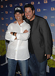 Adrian Pasdar and Greg Grunberg arriving at the US Weekly Hot Hollywood 2007 party held at Opera in Hollywood, Ca. September 26, 2007. Fitzroy Barrett