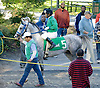 Dancing Al before The Arabian Claiming Crown at Delaware Park on 10/13/12