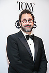 NEW YORK, NY - JUNE 10:  Producer Tony Kushner poses in the 72nd Annual Tony Awards Press Room at 3 West Club on June 10, 2018 in New York City.  (Photo by Walter McBride/WireImage)