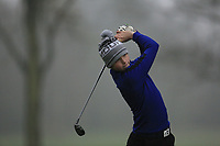 Morgan Radziejowski (Herefordshire) during the first round of the Peter McEvoy Trophy played at Copt Heath Golf Club, Solihull, England. 11/04/2018.<br /> Picture: Golffile | Phil Inglis<br /> <br /> <br /> All photo usage must carry mandatory copyright credit (&copy; Golffile | Phil Inglis)