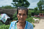 burmese migrants and refugees works     Mae Sot, Thailand.