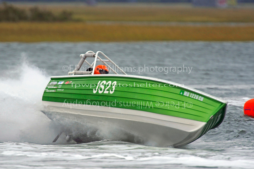 JS-23   (Jersey Speed Skiff(s)