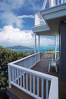 Verandah of Estate Home - St. Thomas, U.S. Virgin Islands