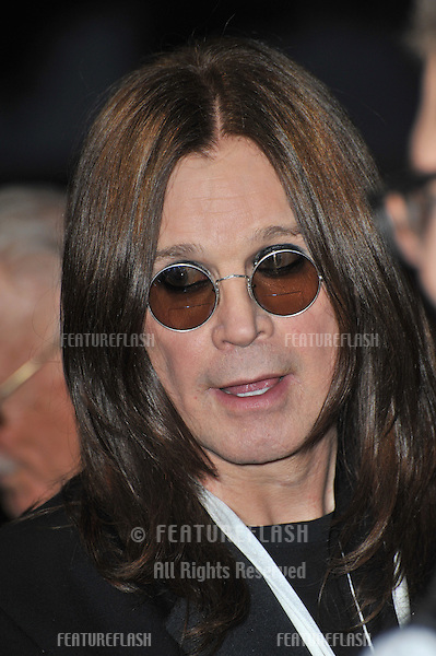Ozzy Osbourne at Spike TV's Scream 2008 Awards at the Greek Theatre, Hollywood..October 18, 2008  Los Angeles, CA.Picture: Paul Smith / Featureflash